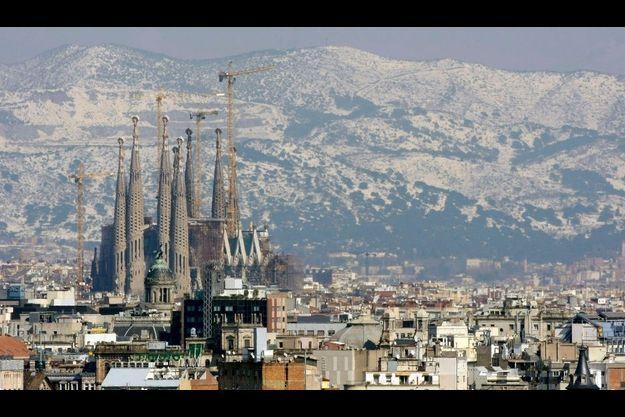 Barcelone, destination favorite des étudiants européens