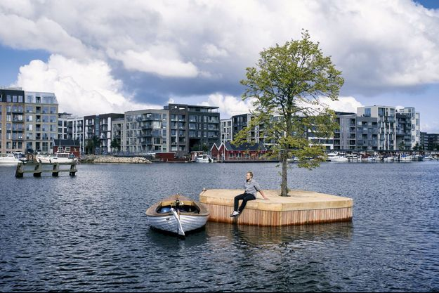 Le nouvel archipel de Copenhague
