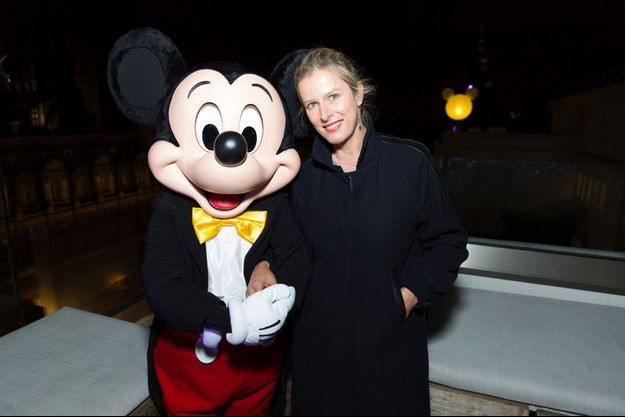 Mickey, Karin Viard