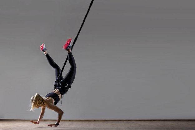 Bungee : pour sculpter sa silhouette suspendu au plafond