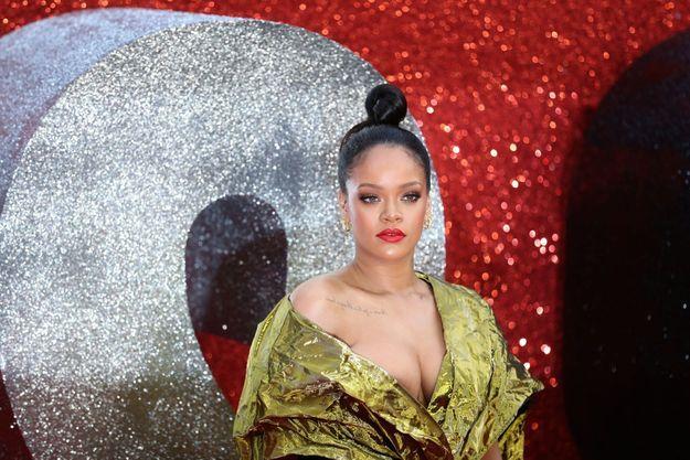 Rihanna a lancé en 2017, sa marque Fenty Beauty