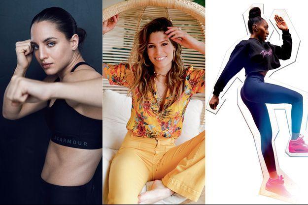 Camila Rivarola, Laury Thilleman et Josia.N