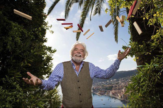 Tom van der Bruggen, le hippie devenue milliardaire grâce à son invention géniale, les Kapla.