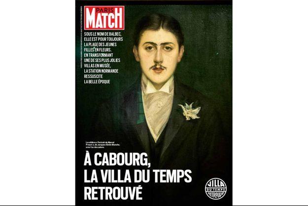 Consacré à « La Villa du Temps Retrouvé », inaugurée à Cabourg, ce document inédit - à conserver - ouvre les portes de l'univers de Marcel Proust.