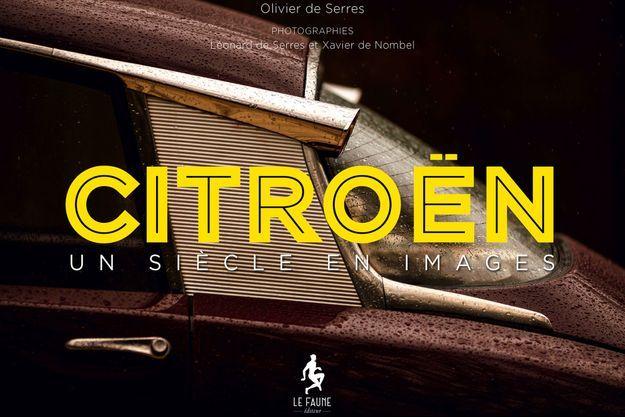"""""""Citroën, un siècle en images"""""""