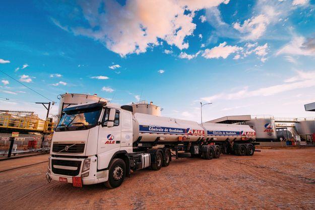 Le capteur d'usure des routes développé par Altaroad favorise une moindre consommation des poids lourds.