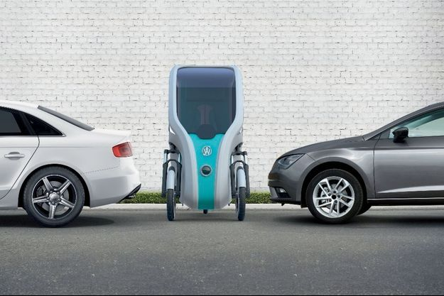 Le Family est un tricycle cargo à assistance électrique, destiné au grand public.