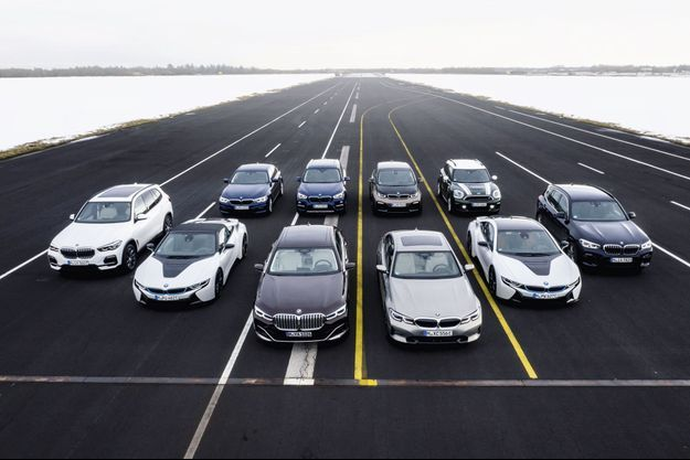 BMW met les watts