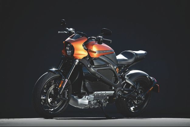 Harley-Davidson Livewire : le coup de foudre