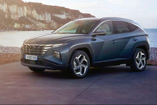 Le Hyundai Tucson 1.6 Hybrid Executive