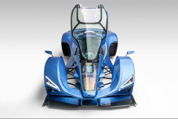 La Delage D12, la voiture la plus belle de l'année.