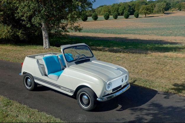 La Renault e-Plein Air