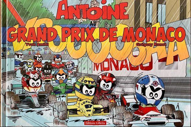 Le treizième opus de la saga des aventures d'Antoine le Pilote vient de sortir.