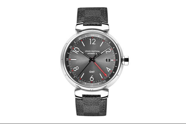 La Tambour Essential Grey, Louis Vuitton