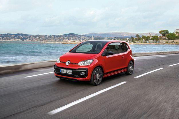 La Up ! est la première VW dotée d'un moteur essence à filtre à particules.