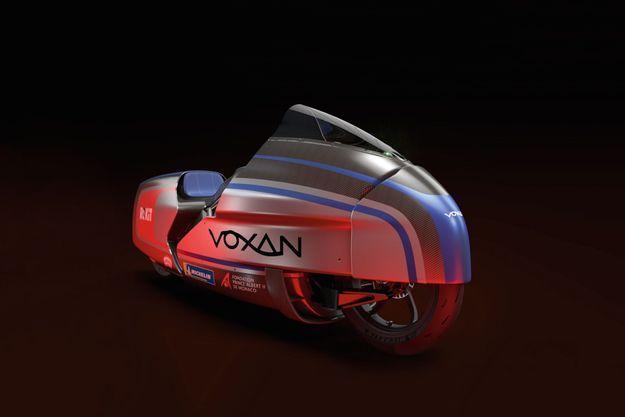 Le constructeur monégasque Venturi a pulvérisé le record du monde de vitesse à moto électrique avec sa Wattman : 366,94 km/h