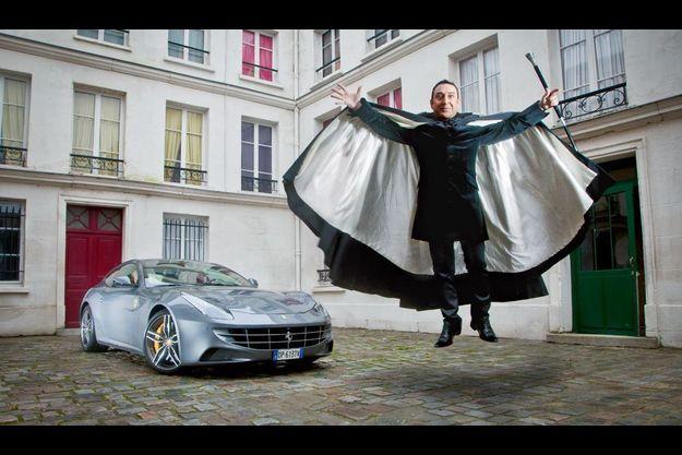 « La FF, c'est fantastique, mais j'ai un faible pour les Ferrari d'antan, comme la 250 GTO de 1962. »