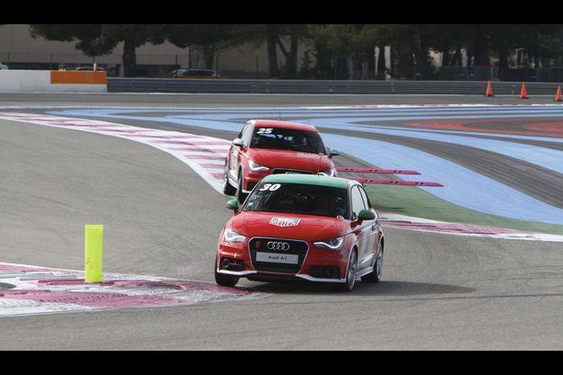 Audi A1 Endurance Expérience.