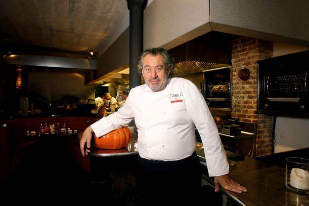 Bruno Verjus, un chef atypique et autodidacte.