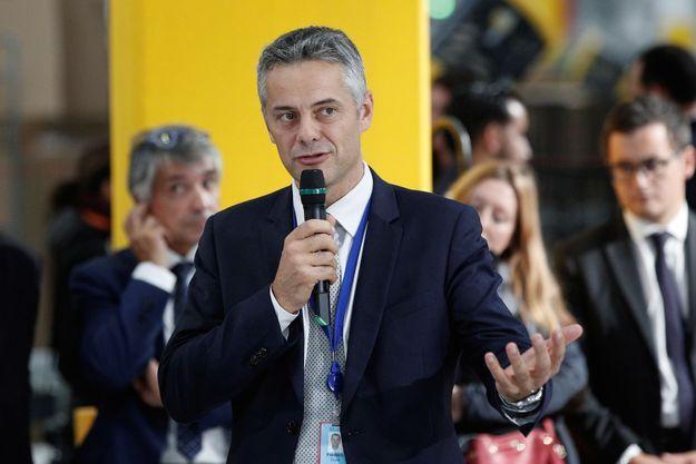 Frédéric Duval, 50 ans, est entré dans le groupe en 2006.