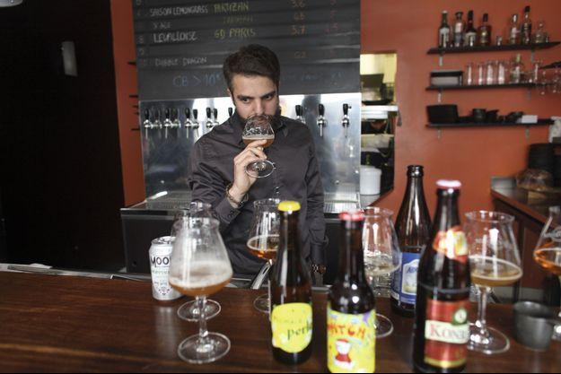 La fine mousse, un bar à bières exceptionnel pour redécouvrir la plus vieille boisson du monde.