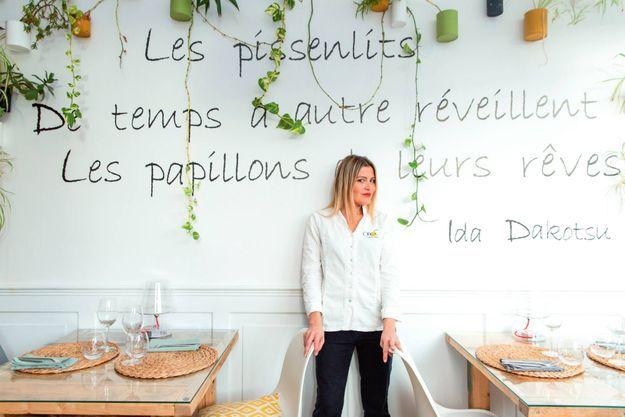 Claire Vallée : la bonne étoile de la gastronomie végétale