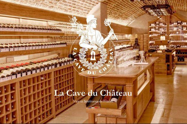 Site internet de La Cave du château