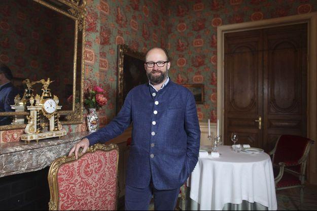 Le prince de Luxembourg a su restituer l'ambiance de Haut-Brion au coeur de la capitale.