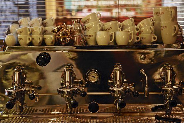 La Marzocco, la Ferrari de l'espresso.