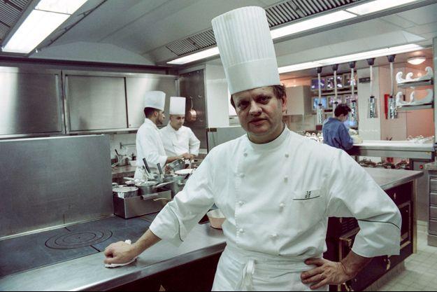 Joël Robuchon en 1994.