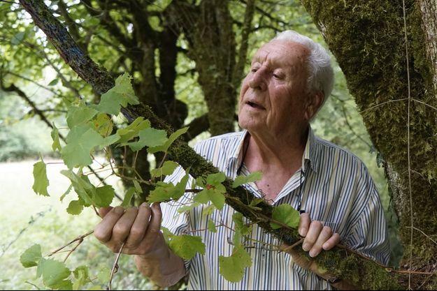 Robert Plageoles, un sage qui a conquis l'estime des plus grands vignerons de France