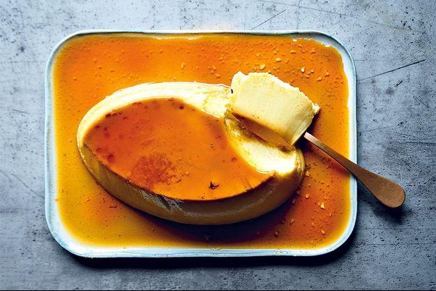 La crème caramel de Stéphanie Le Quellec