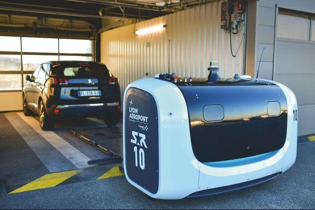 Ces robots garent nos véhicules tout seuls