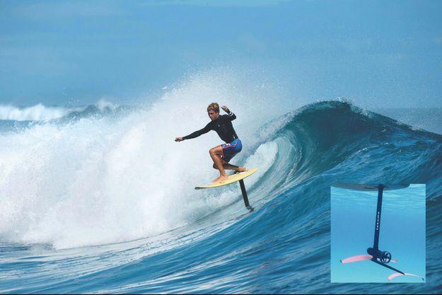 E-foil : le surf partout et pour tous