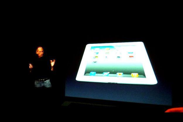 L'iPad2 existera aussi en blanc