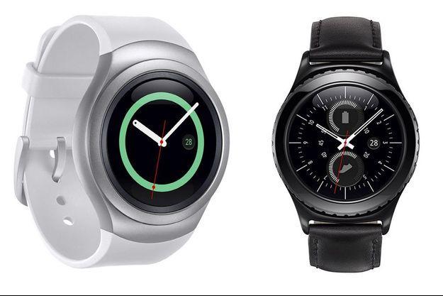 La montre universelle de Samsung, la Gear S2.