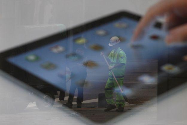 La passion pour les iPad et les iPhone est éphémère