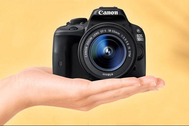 L'appareil photo Canon EOS 100D