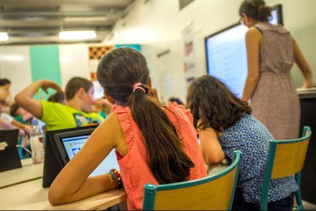 Les tablettes sont déjà expérimentées dans certaines écoles.