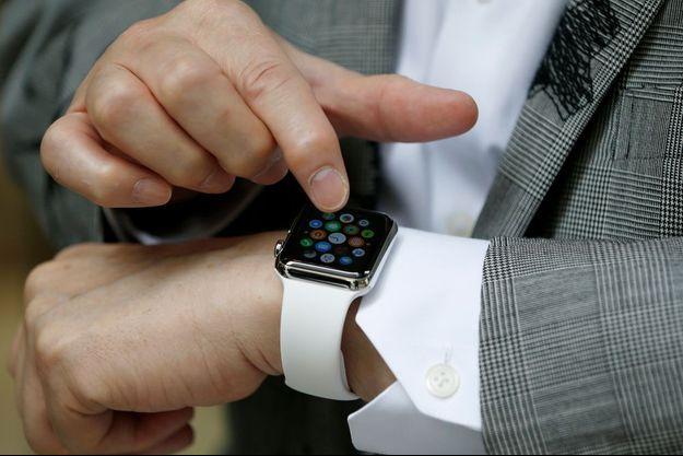 L'Apple Watch est en vente.