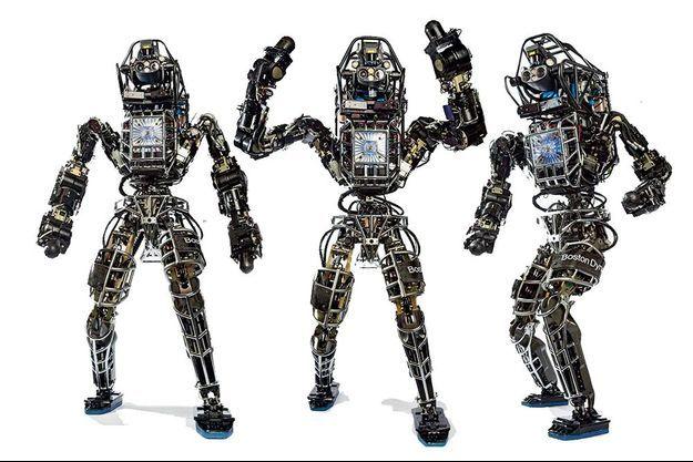 Les robots vont vous mettre au chômage.