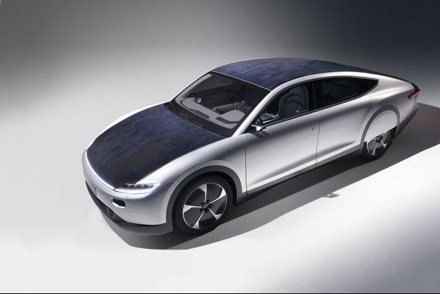 Lightyear One : la première voiture électrique solaire