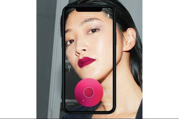 On peut désormais créer sa propre teinte pour les lèvres