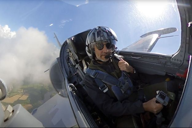 Piloter un avion de chasse