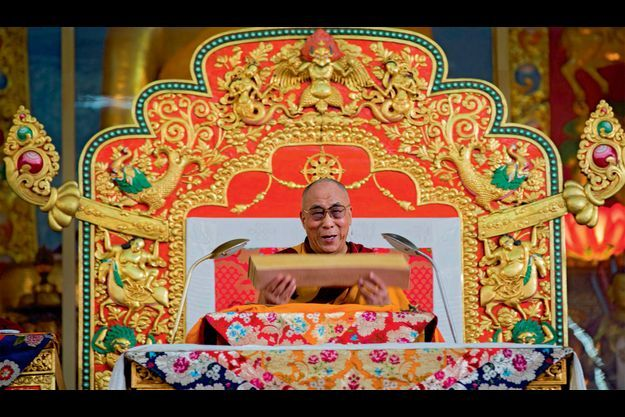 The Dalai-Lama, 77, gave a series of exceptional teachings on the Lamrim, an ancient Buddhist text.