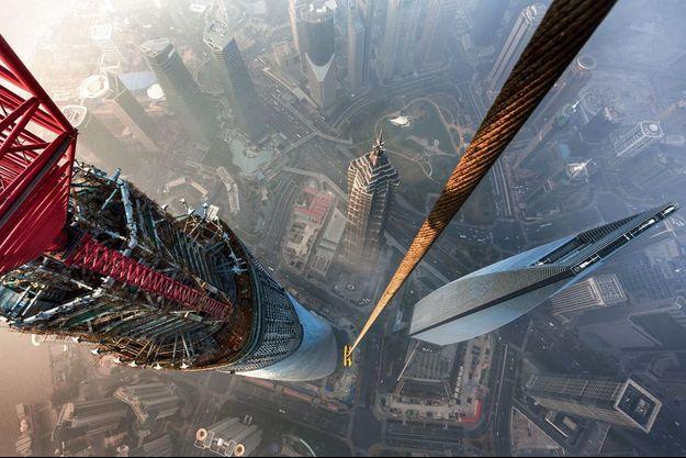 La Shanghai Tower sera inaugurée en automne 2015.