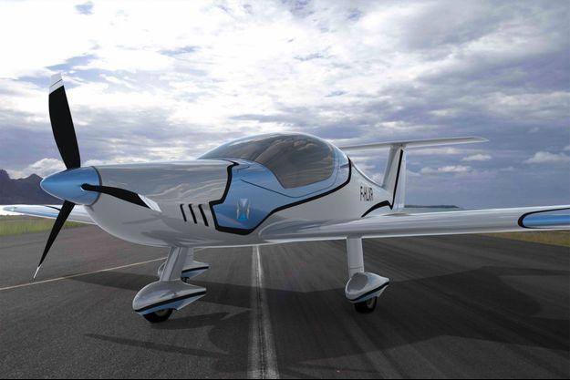 L'Elixir, premier né d'Elixir Aircraft