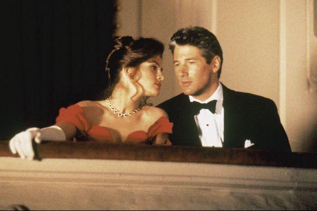Le collier Fred sur Julia Roberts dans «Pretty Woman»