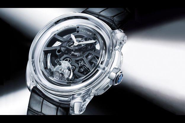 La montre concept de Cartier : ID Two.