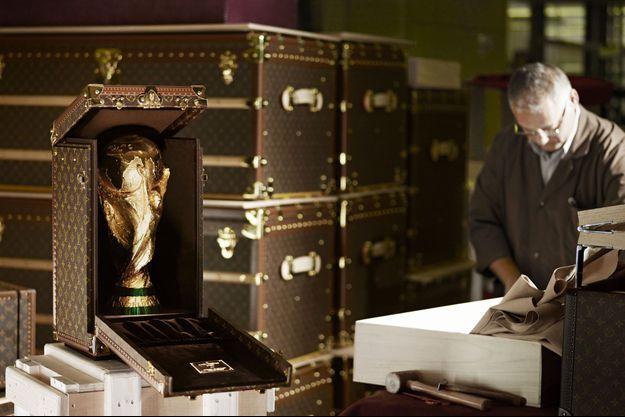 La Coupe du Monde FIFA sera présenté ce week-end au Grand Palais